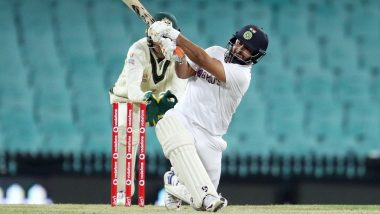 Rishabh Pant Becomes First Indian Wicket-Keeper to Climb into Top 10 of ICC Test Batting Ranking, Achieves Career-Best Sixth Position
