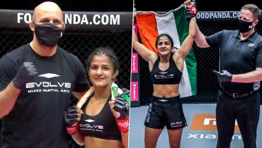 Ritu Phogat Maintains Her Impeccable MMA Record After Defeating Jomary Torres in One Championship, Promises to Carry the Momentum to 2021