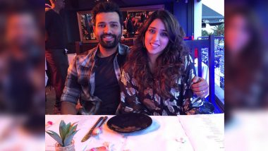 Valentine's Day 2021 Special: Rohit Sharma and Ritika Sajdeh Love Story, 7 Photos That Depict Their Romantic Journey