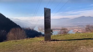 Romania Monolith Vanishes After Utah! December 2020 Starts With Strange Mysteries of Disappearing Landmarks