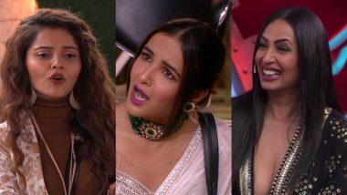 Bigg Boss 14 Weekend Ka Vaar December 20 Episode: Rubina Dilaik Calls Jasmin Bhasin a Witch; Kashmera Shah Evicted – 6 Highlights of BB 14!