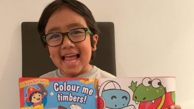 Ryan Kaji, 9-Year-Old Boy's Toy Unboxing Video Channel Earns $29.5 Million, Becomes This Year's Highest-Paid YouTuber, Check Forbes' Full List of Top-Earning YouTube Stars of 2020