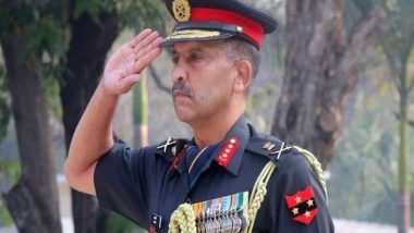 Army Vice Chief Lt Gen SK Saini Says Threat of Virus as 'Biological Weapon' Exists, IMA Training Can be Accordingly Modified