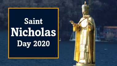 St Nicholas' Day 2020 Date And Significance: Know the Stories And Celebrations of the Observance That Inspired Christmas Traditions