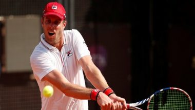 Sam Querrey Given Suspended Fine of $20,000 with Six Months Probation for COVID-19 Protocol Breach