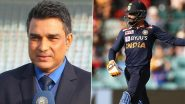 Sanjay Manjrekar Trolled After Ravindra Jadeja, Hardik Pandya Play Match-Winning Knocks in IND vs AUS 3rd ODI; Twitterati Roast Commentator