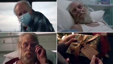 Santa Claus Gets COVID-19! NHS Ad For Christmas 2020 to Celebrate Health Workers Gets Slammed Online, Authorities Apologise After Facing Flak
