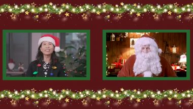 Santa Claus Declared Essential Worker in Canada for Christmas 2020! PM Trudeau's Concern on Santa's Safe Travels GetsNod From Country's Top Medical Officer (Watch Cute Video)