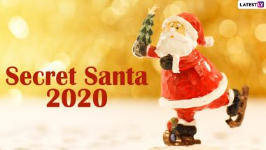 How to Play Secret Santa 2020 Virtually? Simple Ways to Host The Christmas Game Online and Still Enjoy The Festive Gifting Spirit
