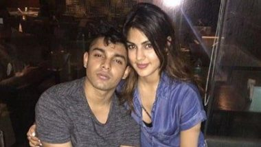 Showik Chakraborty, Rhea Chakraborty's Brother, Granted Bail by Special NDPS Court In the Drug Related Case