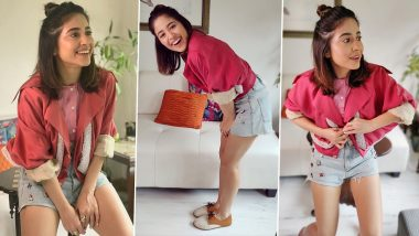Say Hello to Shweta Tripathi, the Holiday Pixie in Pink!
