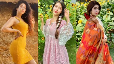 Sonarika Bhadoria Birthday: This TV Beauty's Best Fashion Outings Are Just a Click Away (View Pics)
