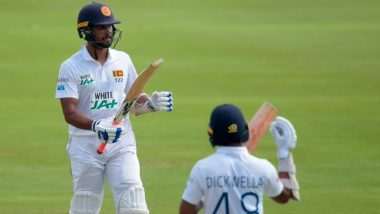 West Indies vs Sri Lanka 2nd Test 2021 Live Streaming Online and Match Timings in India: Get WI vs SL Free TV Channel and Live Telecast Details