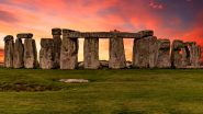 Summer Solstice 2021 at Stonehenge: No in Person Celebrations, Solstice Sunset and Sunrise Will Be Available for Free Online Streaming
