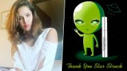 Sunny Leone's 'Monolith' Mascara Gets Stolen by Aliens! Watch Funny Video to Find Out How It Was Taken to Space