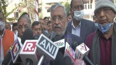 Nitish Kumar Agreed to Become CM on Request of JDU, BJP and VIP Leaders, Says Sushil Kumar Modi