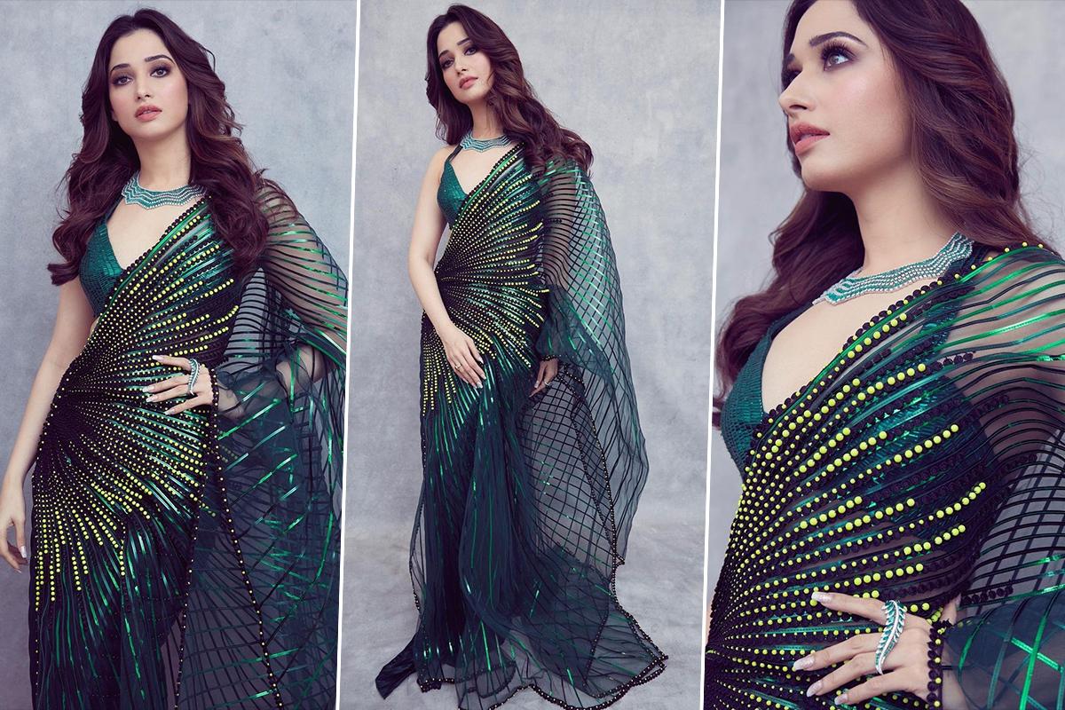 Tamannaah Bhatia Fashion Moments