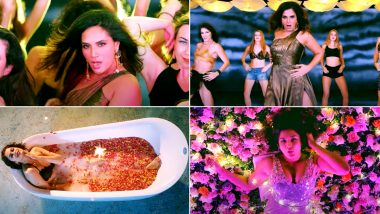 Shakeela Song Tera Ishq Satave OUT: Richa Chadha Raises the Temperature With Her Sensuous Avatar in This Peppy Track (Watch Video)