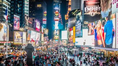 Times Square New Year's Eve Will Not Have Public Audience This Year to Prevent Spread of COVID-19, Digital Celebrations to Ring In 2021