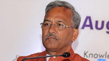 Uttarakhand CM Trivendra Singh Rawat Submits His Resignation to Governor Baby Rani Maurya