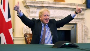 'Deal is Done', Says Jubilant Boris Johnson After UK Seals Post-Brexit Trade Pact With EU