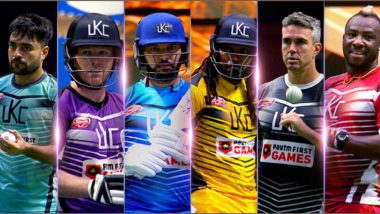 UKC 2020: Yuvraj Singh, Kevin Pietersen, Chris Gayle, Andre Russell, Eoin Morgan and Rashid Khan to Feature in United Kennel Club from December 24