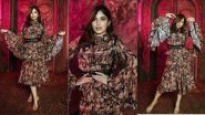 Bhumi Pednekar Is Printastic and Her Chic Ensemble Has Those Perfect Holiday Vibes!