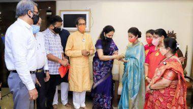 Urmila Matondkar Joins Shiv Sena, in Presence of Uddhav Thackeray, View Pics