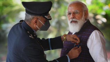 Armed Forces Flag Day 2020: PM Narendra Modi, Nitin Gadkari & Others Express Gratitude to Armed Forces & Their Families, Urge People to Contribute For the Welfare of Forces