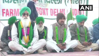 Farmers' Protest: Farmer Leaders Accept Centre's Invitation for Talks Over Farm Laws on December 30