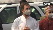 Punjab Congress Crisis: Amid Infighting, State Leaders Meet Rahul Gandhi