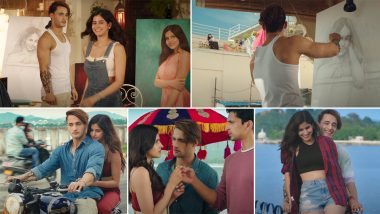Veham Song Out: Asim Riaz's Unrequited Love for Sakshi Malik Blends in Amazingly Well With Armaan Malik's Vocals (Watch Video)