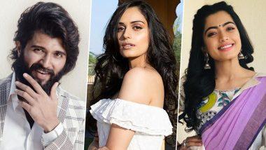 From Vijay Deverakonda, Manushi Chillar to Rashmika Mandanna, Take a Look at Bollywood Debutants of 2021