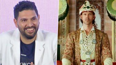 David Warner Turns Hrithik Roshan in Latest Instagram Video, Yuvraj Singh Reacts