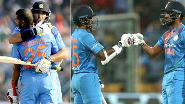 Happy Birthday Shikhar Dhawan: Yuvraj Singh, KL Rahul & Harbhajan Singh Lead Cricket Fraternity in Wishing Gabbar
