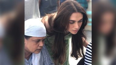 Hey Sinamika: Aditi Rao Hydari Pens Appreciation Note for Director 'Brinda Master' After Wrapping the Shoot of Dulquer Salmaan, Kajal Aggarwal Starrer