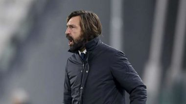Juventus Sack Andrea Pirlo After Losing Serie A 2020-21 Title