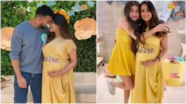 Anita Hassanandani's Baby Shower Pics and Videos Are Here! Ekta Kapoor, Karan Patel, Aditi Bhatia Celebrate the Day With the Mom-to-Be