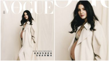 Anushka Sharma Flaunts Baby Bump in a Trench Coat on the Strikingly Beautiful Cover of Vogue India's January 2021 Issue