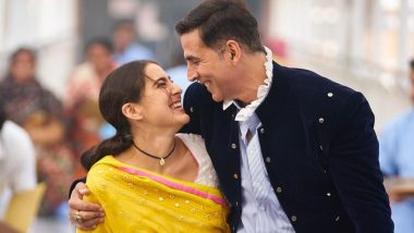 Atrangi Re: Akshay Kumar Begins Shooting With Sara Ali Khan, Actress Says the Movie Has Become More Rangeen (See Pic)