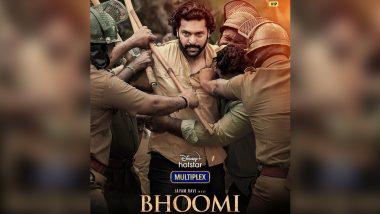 Jayam Ravi's 25th Film Bhoomi To Premiere On Disney+ Hotstar On Pongal 2021!