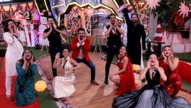 Bigg Boss 14 Weekend Ka Vaar December 26: Arshi Khan, Vikas Gupta, Rakhi Sawant and Others Present Salman Khan With a Groovy Birthday Surprise!