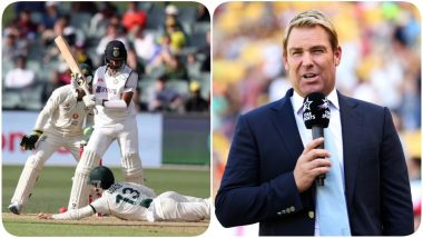 Shane Warne Refers to Cheteshwar Pujara as 'Steve', Fans Bash Aussie Legend For the Nickname Which Allegedly Refers to Colour