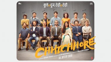 Sushant Singh Rajput's Chhichhore Part of IFFI's Indian Panorama Line-Up – Check Out the Complete List of Films