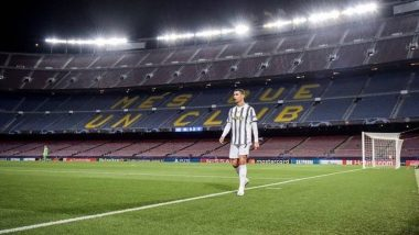 Cristiano Ronaldo Misses Playing in Front of Fans in Stadium, But Says 'The Show Must Go On'