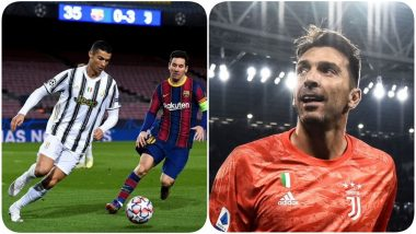Cristiano Ronaldo vs Lionel Messi: Gianluigi Buffon Weighs in on the Debate, Admits Messi is a More Complete Player
