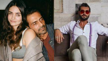 Arjun Rampal's Partner Gabriella's Brother Agisilaos Gets Bail in Drug Case