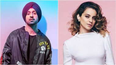 Kangana Ranaut Asks Diljit Dosanjh What Exactly He Doesn't Like About the New Farm Bills, Udta Punjab Actor Responds