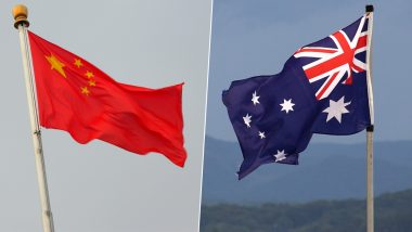 China-Australia Tensions Likely to Escalate As Canberra Passes Law to Scrap Agreements With Foreign Nations