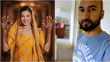 Gauahar Khan Shares Mehendi Pics as She Reveals Her Brother Won't Be Able to Attend Her Wedding With Zaid Darbar